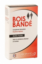 Bois Bandé (60 gélules) - 60 gélules végétales de BOIS BANDÉ (Muira Puama), l'aphrodisiaque pour Homme et femme qui améliore les relations sexuelles.