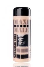 Crème développante  Maxi Mâle - Crème de massage pour le pénis à utiliser conjointement avec un développeur.