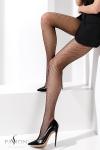 Collants résille TI020 Noir - Collants sexy résille.