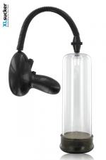 Pompe pénis automatique - XL Sucker : Musclez votre pénis avec cette pompe de pénis automatique à déclenchement électronique.