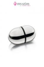 Oeuf électro-stimulation Egg-cellent S - Mystim - Le petit oeuf pour vos petites envies d'électro-stimulation !