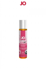 Lubrifiant BIO fraise des champs 30 ml - Lubrifiant certifié Organic parfum fraise des champs, fabriqué aux USA sans Glycerine, sans parabène et sans glycol. Aux extraits de camomille, 30 ml