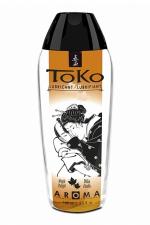 Lubrifiant Toko Aroma - délice d'érable - Lubrifiant intime à base d'eau, aromatisé délice d'érable, pouvant être léché, par Shunga, le spécialiste du plaisir intime.