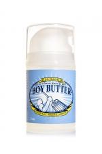 Lubrifiant Boy Butter H2O Pump 59 ml - Ce qui se fait de mieux en matière de lubrifiant gras compatible avec les préservatifs, en format spécial voyage.