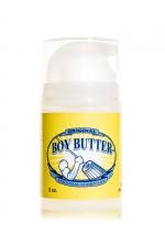Lubrifiant Boy Butter Pump Original 59 ml - Le lubrifiant ultra glissant Boy butter à base d'huile de coco bio, en flacon à pompe et format de voyage... un must!