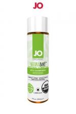 Lubrifiant BIO à la camomille 120 ml : Lubrifiant certifié Organic, fabriqué aux USA sans Glycerine, sans parabène et sans glycol. Aux extraits de camomille, 120 ml