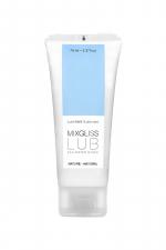 Mixgliss eau - Lub Nature 70ml : Une valeur sûre pour ce lubrifiant nature à base d'eau à l'excellent rapport qualité/prix ! format voyage 70 ml.