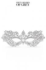 Masque d'Anastasia - Fifty Shades Darker - Le masque de bal d'Anastasia Steele, issu de la collection officielle Fifty Shades Darker.