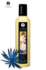 Huile de massage érotique - Fleur de minuit - Huile de massage érotique  Séduction  au parfum fleur de minuit pour éveiller les sens et la réceptivité amoureuse, par Shunga.