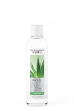 Gel massage Nuru Aloe Vera Mixgliss - 150 ml - Gel de massage NÜ par Mixgliss pour redécouvrir le plaisir du massage Nuru. Formule enrichie en Aloe, flacon de 150 ml.