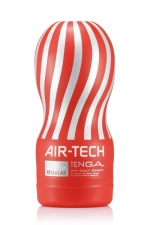 Masturbateur réutilisable Tenga Air-Tech Regular - Masturbateur Tenga Air-Tech , une stimulation unique et incroyable, répétable encore et encore.